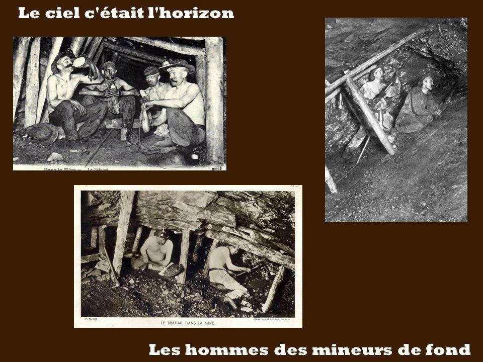 Au nord, c'étaient les corons La terre c'était le charbon Méricourt Fosse 4/5 Sud