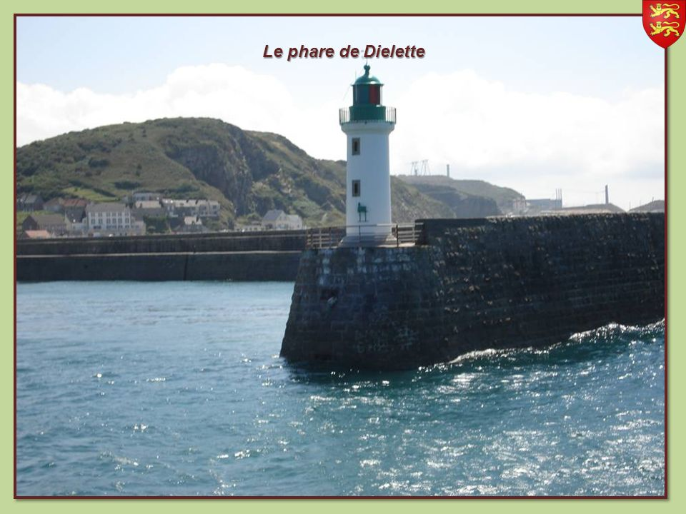 Le phare de Dielette