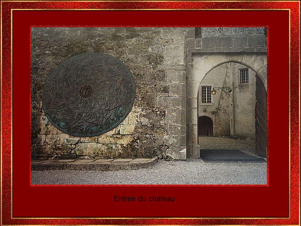 Le chateau du modèle médiéval, a été construit au 12 ème siècle,il est placé sur une colline, dans une des extrémitées de la ville.
