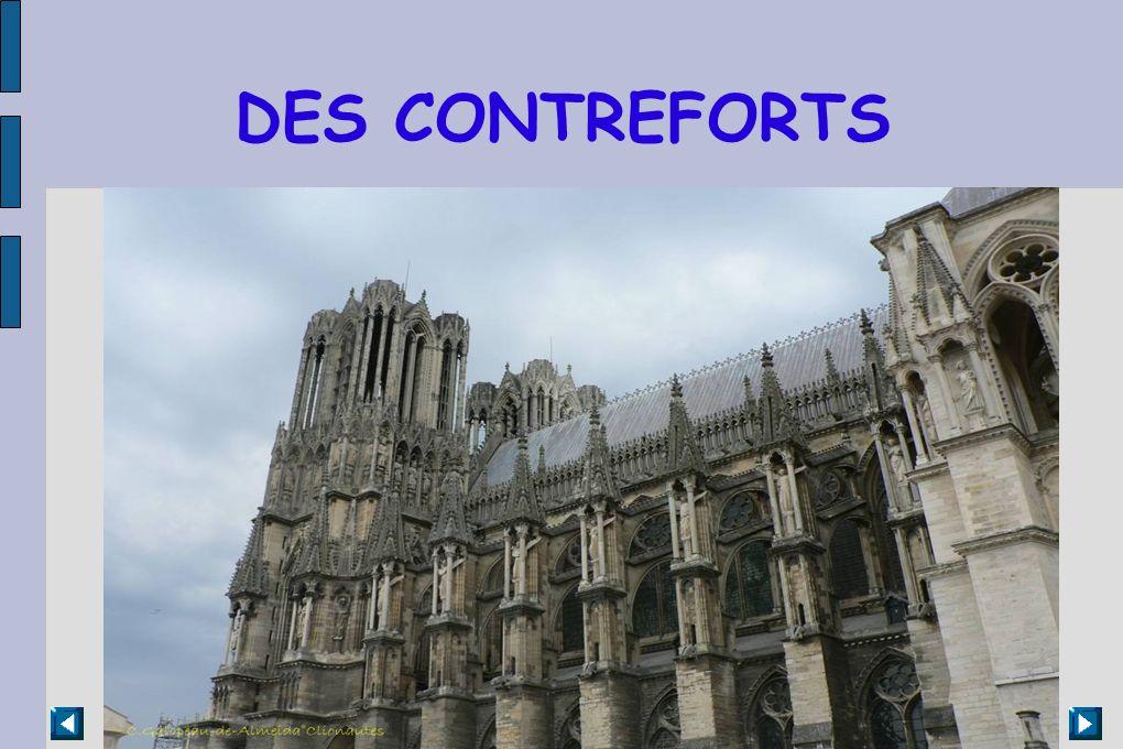 DES CONTREFORTS
