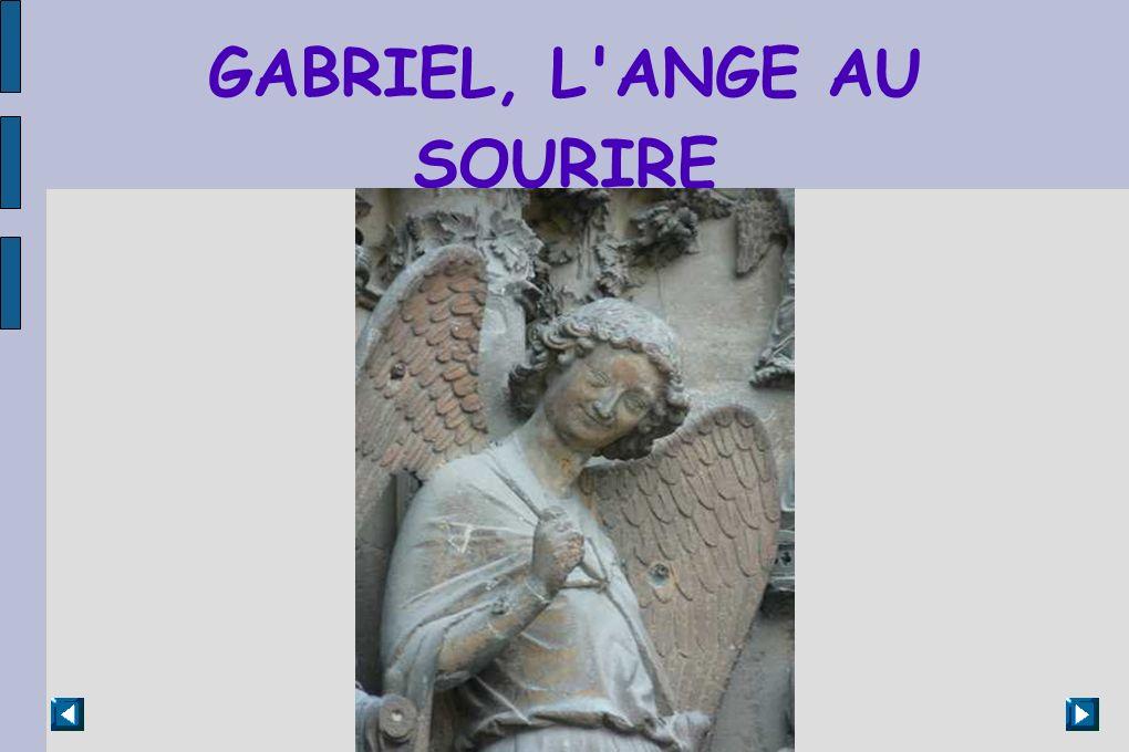 GABRIEL, L'ANGE AU SOURIRE