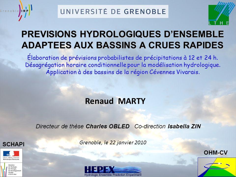 42 Prévisions hydrologiques avec info.