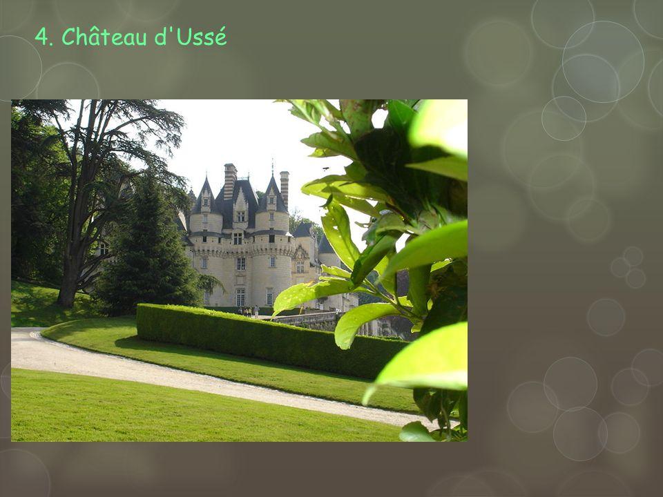4. Château d Ussé