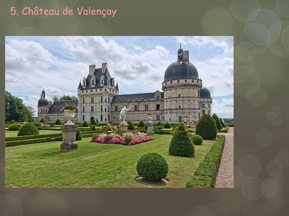 5. Château de Valençay