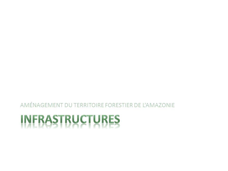 Ensemble dinstallations, déquipements nécessaires à la collectivité Définition dinfrastructure