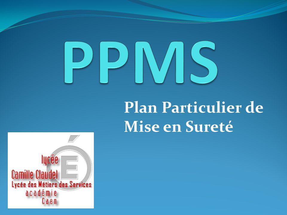Plan Particulier de Mise en Sureté