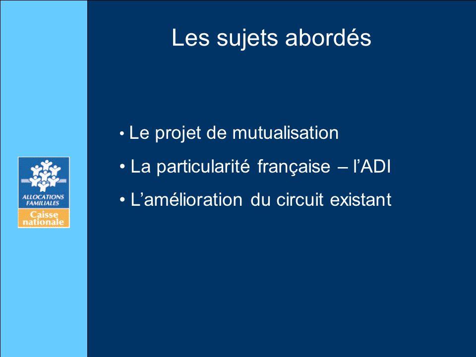 Le projet de mutualisation Mutualisation de « Pétale » Création des outils spécifiques à la mutualisation « Pétale » Mutualisation de la gestion des indus Lutte contre la fraude