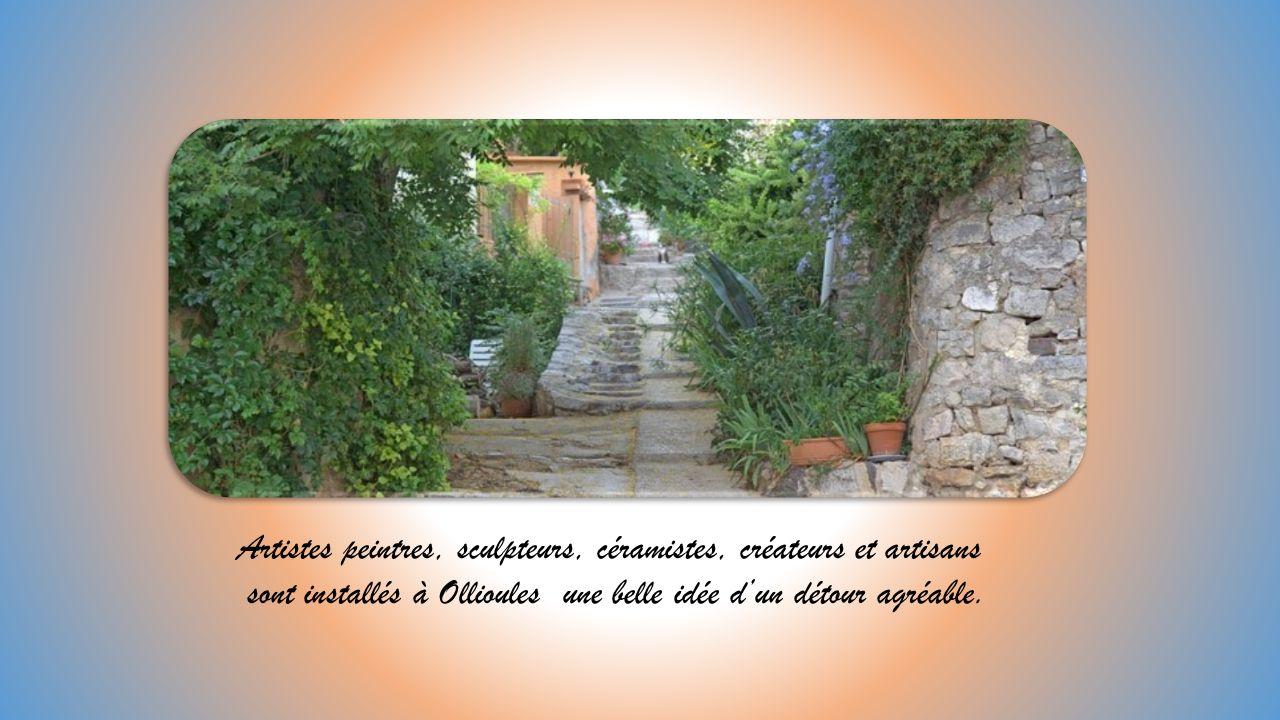 Oppidum ligure de la CourtineVestiges du Château féodal (XIiéme)