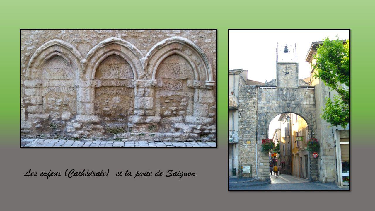 la Chapelle Royale Sainte Anne Voir à Apt, les Musées du Parc du Lubéron, celui de la Géologie et, le Musée dHistoire et Archéologie. Apt est au dépar