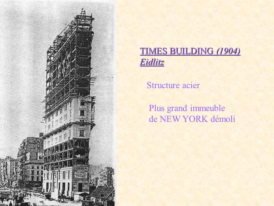 ROCKEFELLER CENTER (1932-1940) NEW YORK
