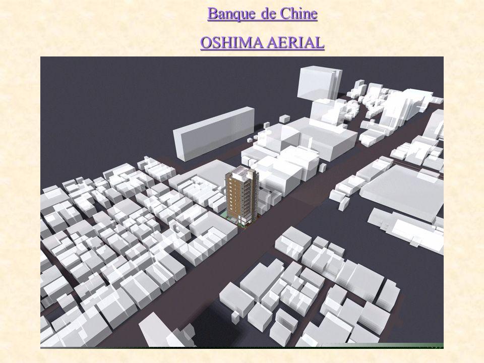 Banque de Chine OSHIMA AERIAL