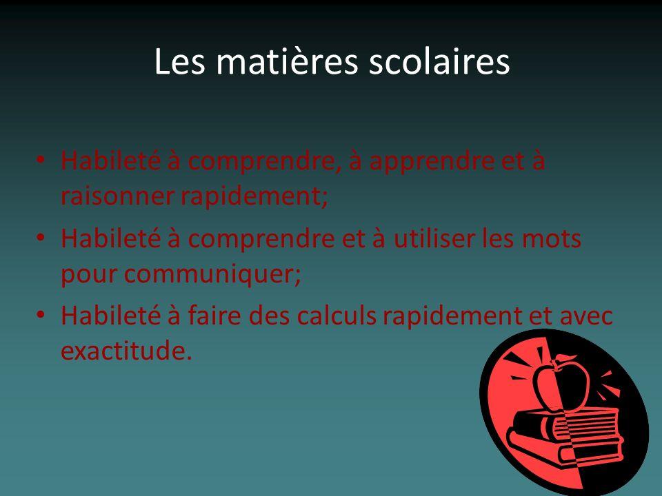 La scolarité Secondaire: Charpenterie-menuiserie (DEP) Possibilités où se donne ce programme: Québec et St-Georges