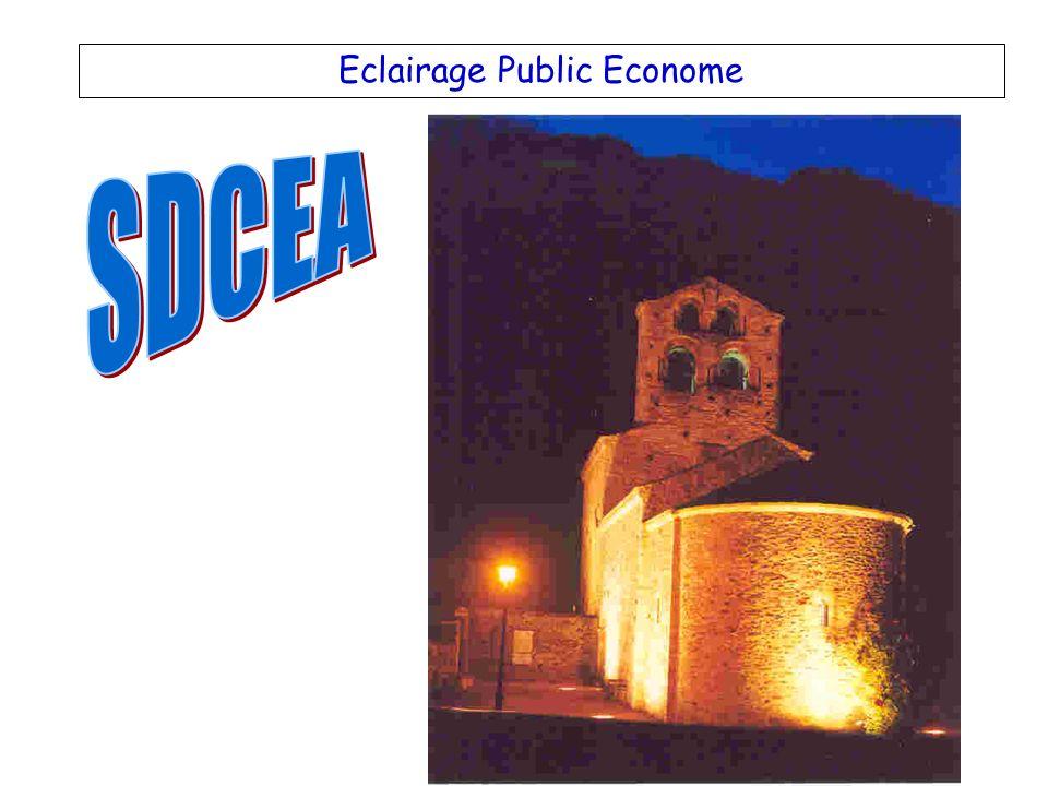 Eclairage Public Econome