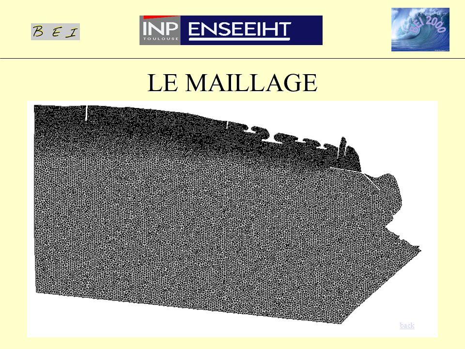 LE MAILLAGE back