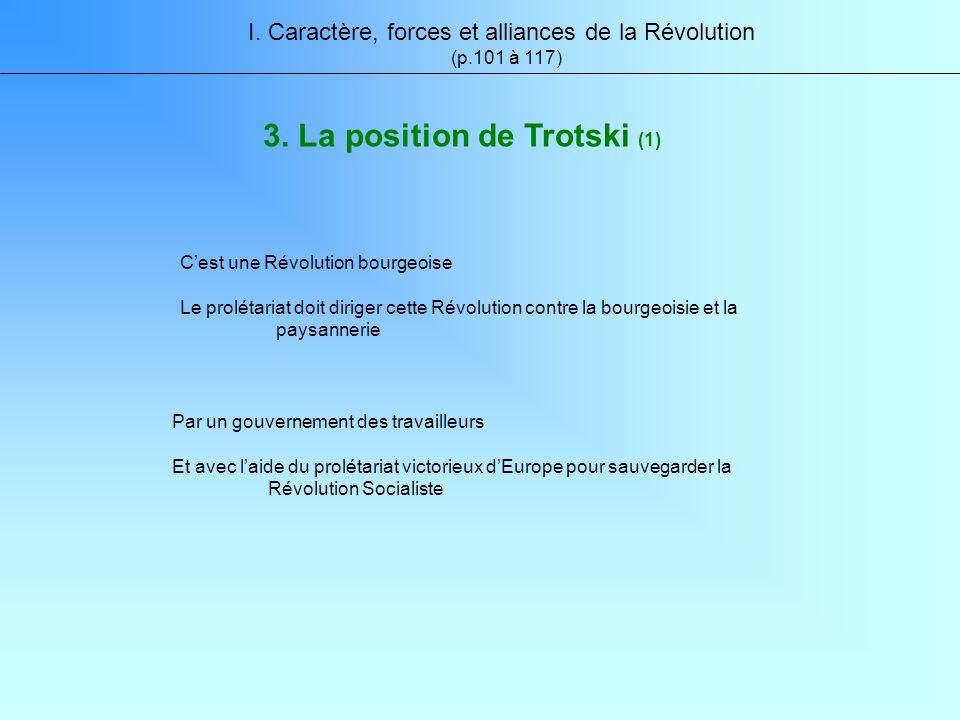 Par un gouvernement des travailleurs Et avec laide du prolétariat victorieux dEurope pour sauvegarder la Révolution Socialiste 3.