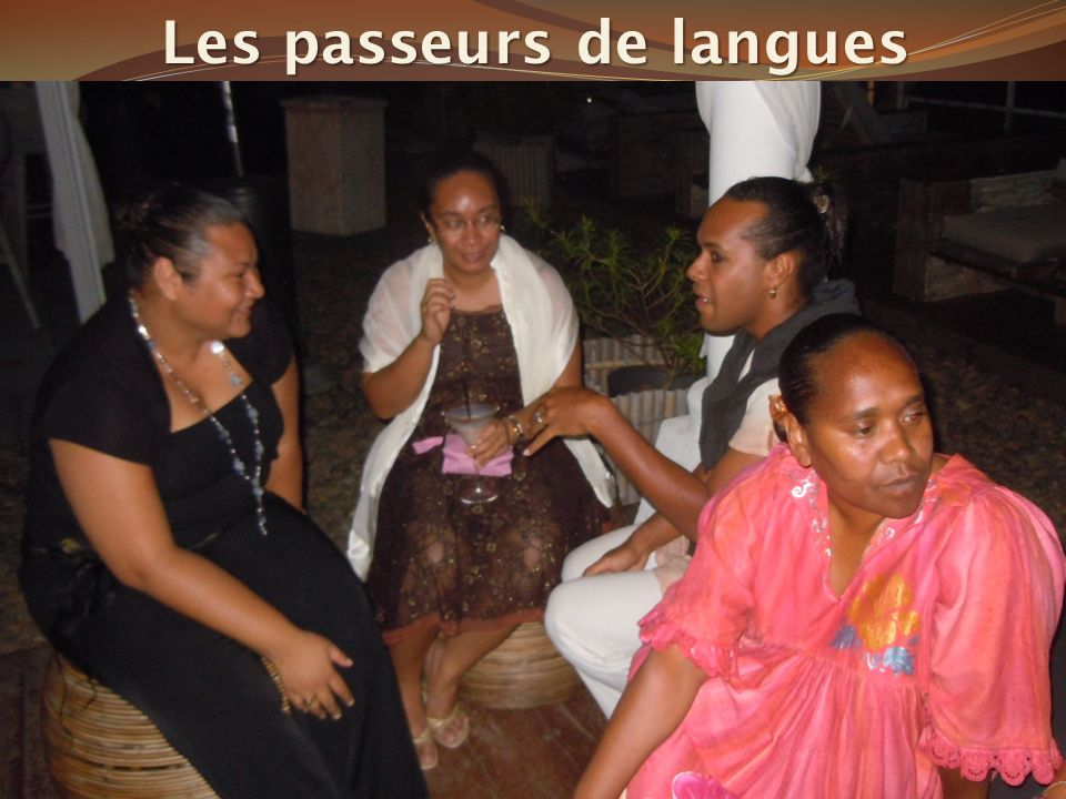 Les passeurs de langues