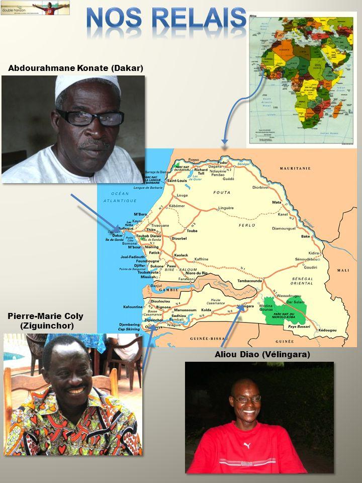 6 Aliou Diao (Vélingara) Pierre-Marie Coly (Ziguinchor) Abdourahmane Konate (Dakar)