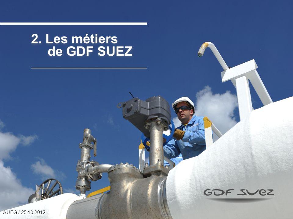 7 Trois métiers Électricité 2 e producteur 1 er producteur délectricité non nucléaire.
