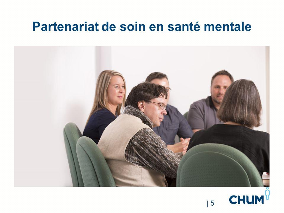 Partenariat de soin en santé mentale | 5