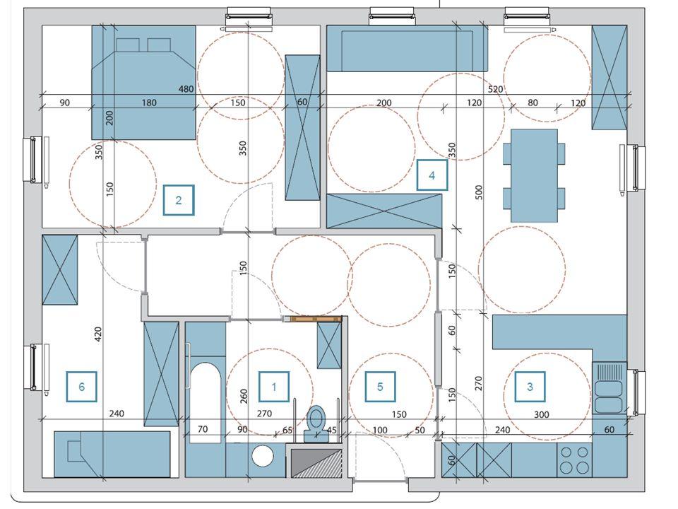 27 logement adaptable logement adapté 4. EXEMPLE DUN LOGEMENT ADAPTABLE