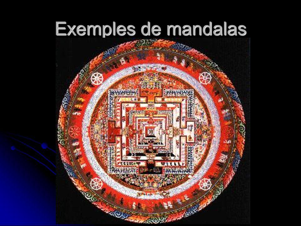 Exemples de mandalas