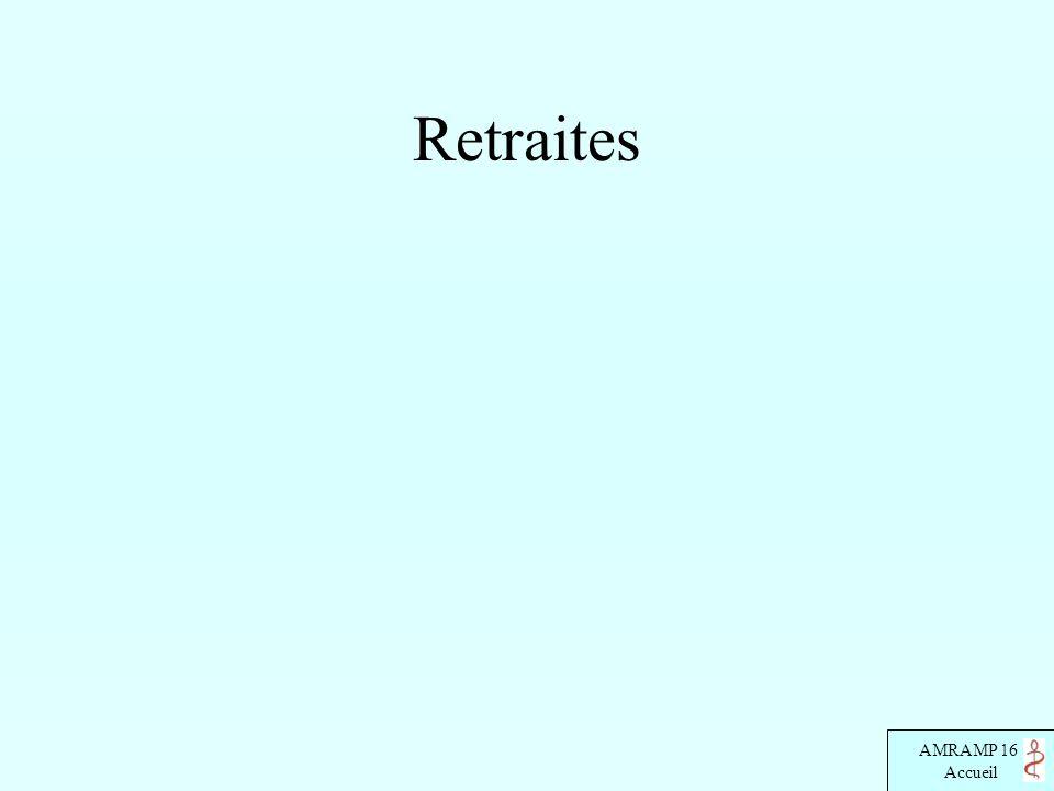AMRAMP 16 Accueil Retraites
