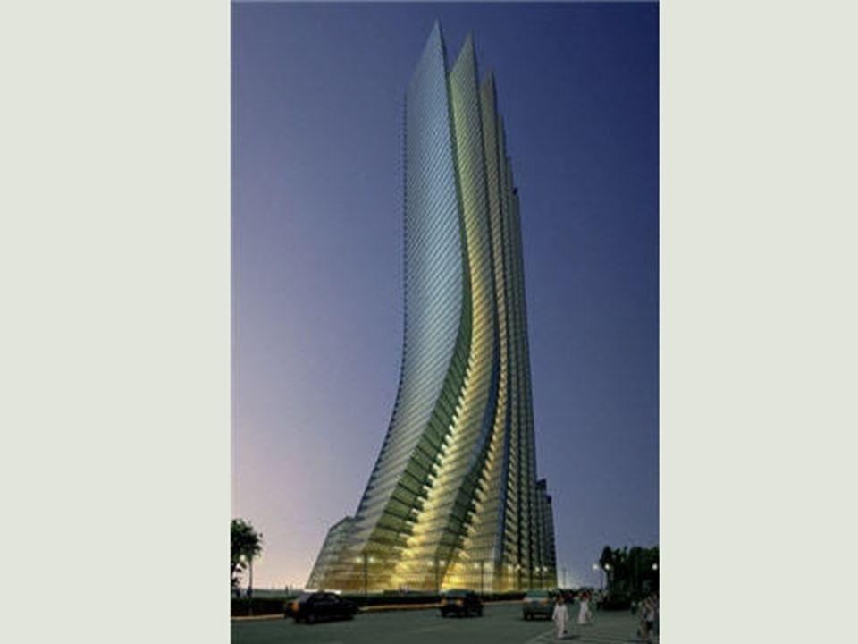 L'Empire Island Tower d'Abou Dhabi Dessinée par le cabinet d'architecture Aedas, cette tour a été imaginée pour ne pas