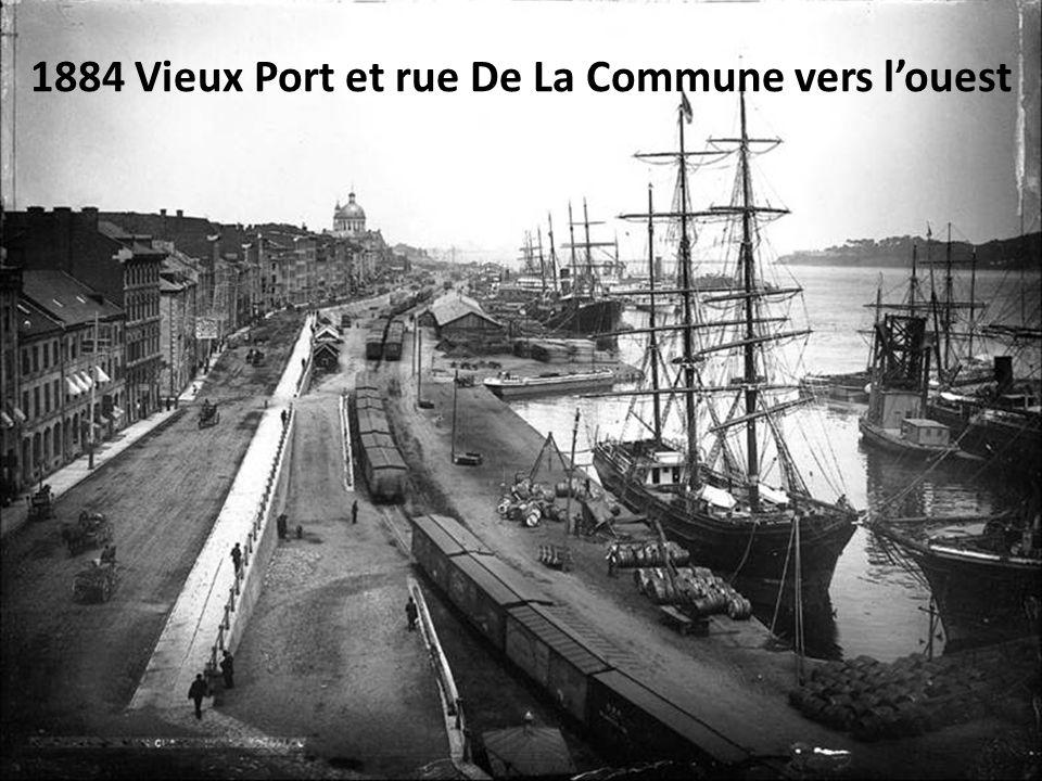 1884 rue St-Paul vers louest