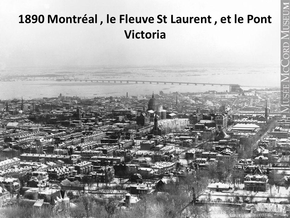 1884 Vieux Port et rue De La Commune vers louest