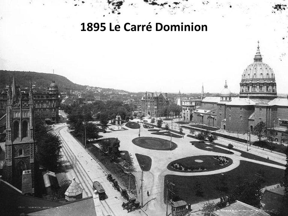1890 Montréal, le Fleuve St Laurent, et le Pont Victoria
