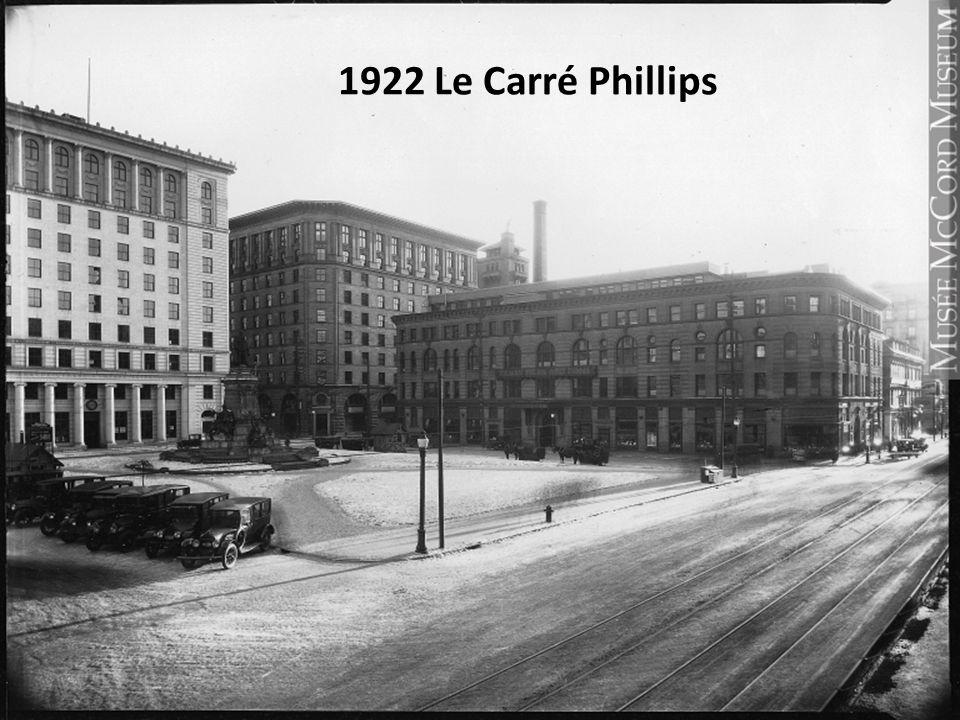 Montréal 1918