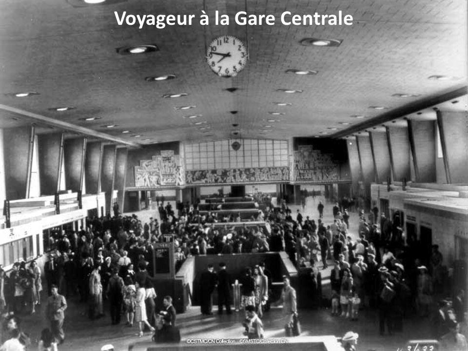 1943 Gare Centrale