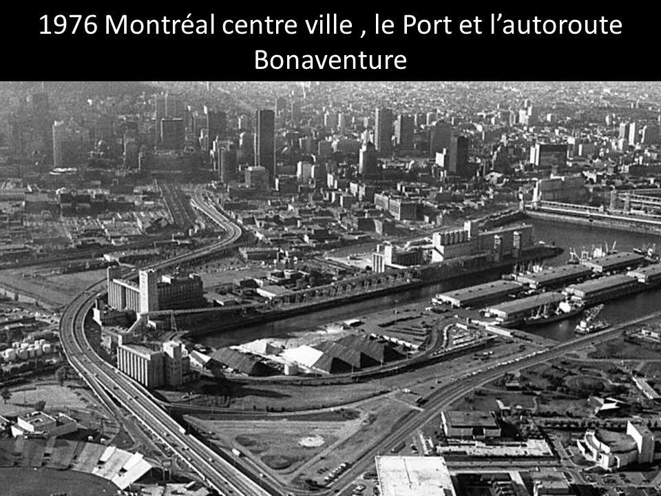 1975 Autoroute Bonaventure