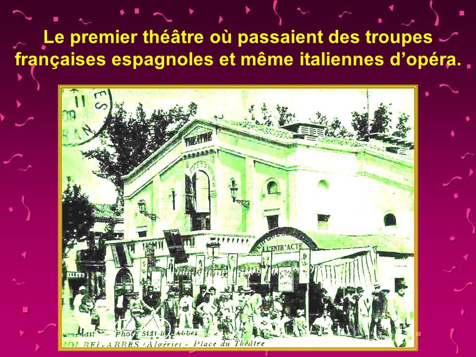Au local en bois de 1851 succède en 1859 léglise Saint Vincent consacrée par Mgr Pavie évêque dAlger.
