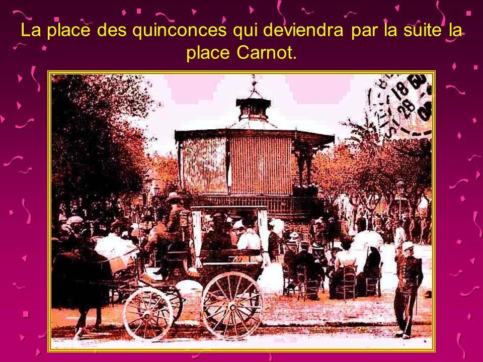 Le premier théâtre où passaient des troupes françaises espagnoles et même italiennes dopéra.