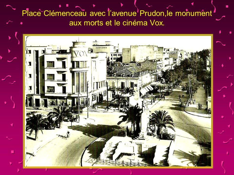 1931 inauguration du monument de la Légion