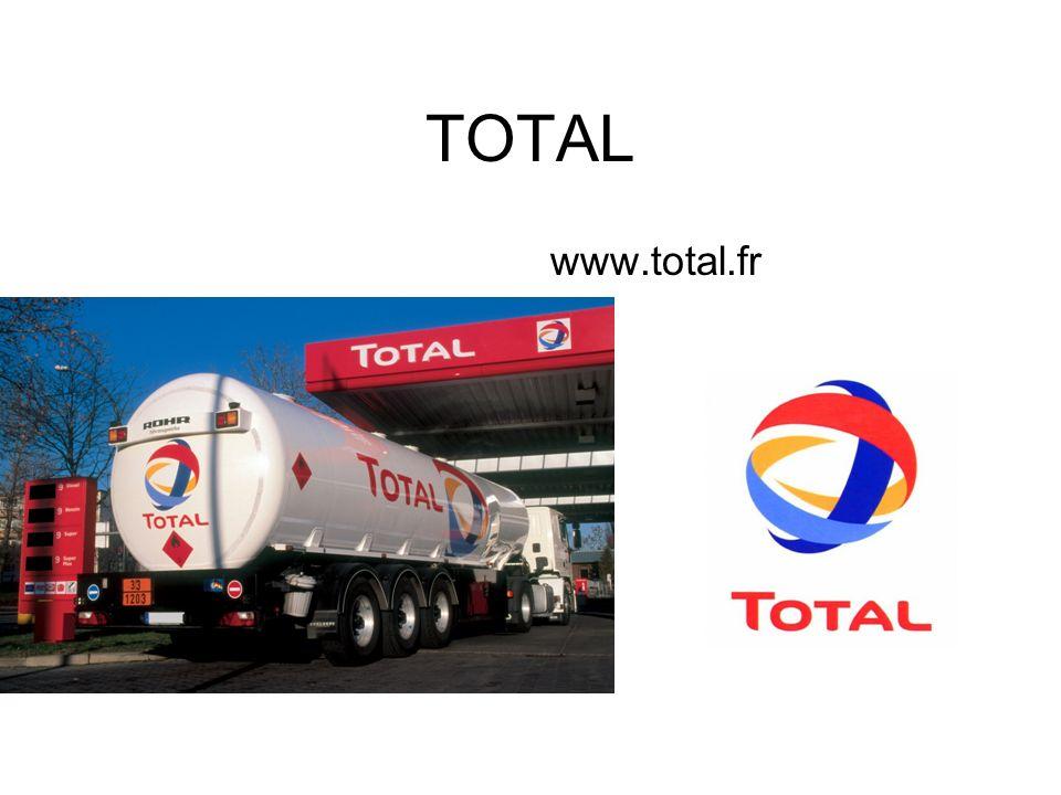TOTAL www.total.fr