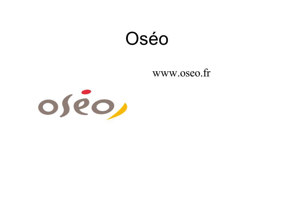 Oséo www.oseo.fr