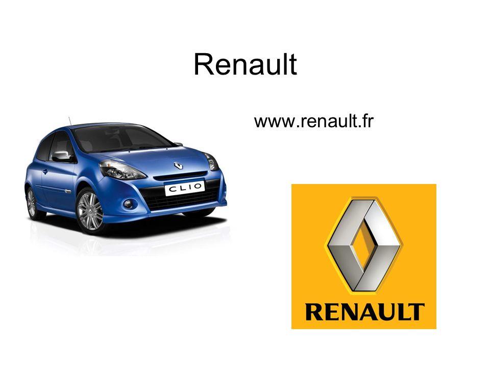 Renault www.renault.fr