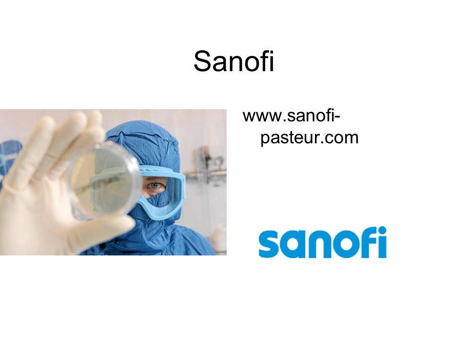 Sanofi www.sanofi- pasteur.com