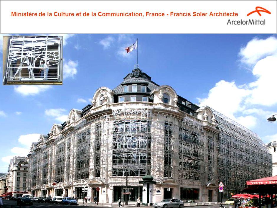 17 Ministère de la Culture et de la Communication, France - Francis Soler Architecte