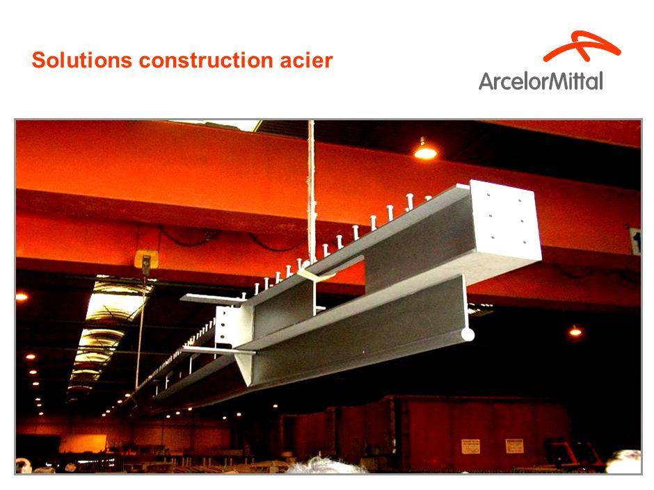 6 Solutions construction acier