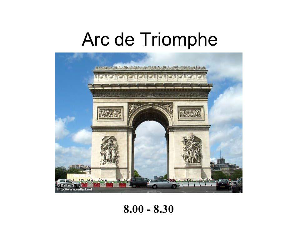 Une journée à Paris Une présentation de Inga, Simone et Tim ATTENTION!!!