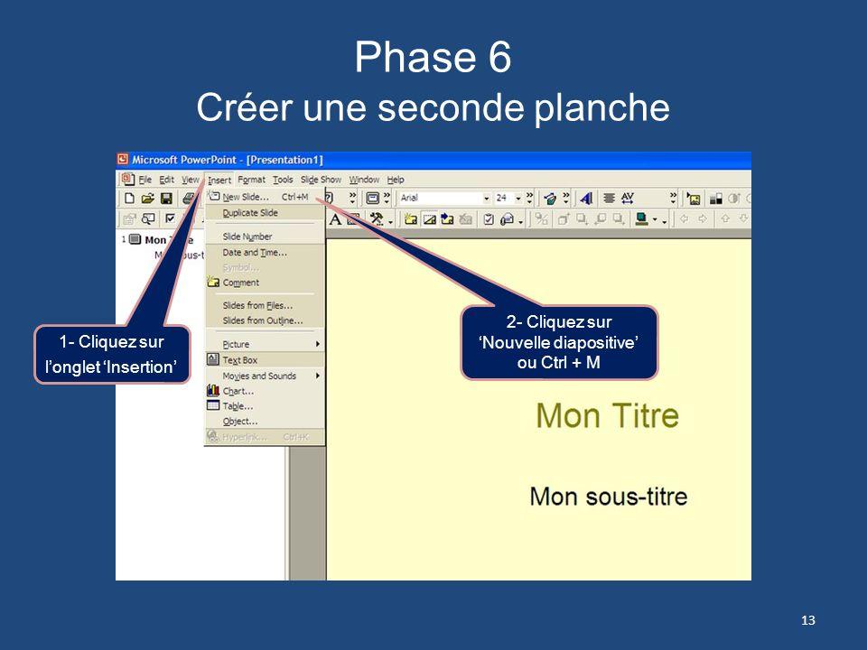 Phase 5 Choix de la taille de la police du texte Choisissez la taille du texte. Pour du texte dans une pleine page, utilisez au moins 18 12
