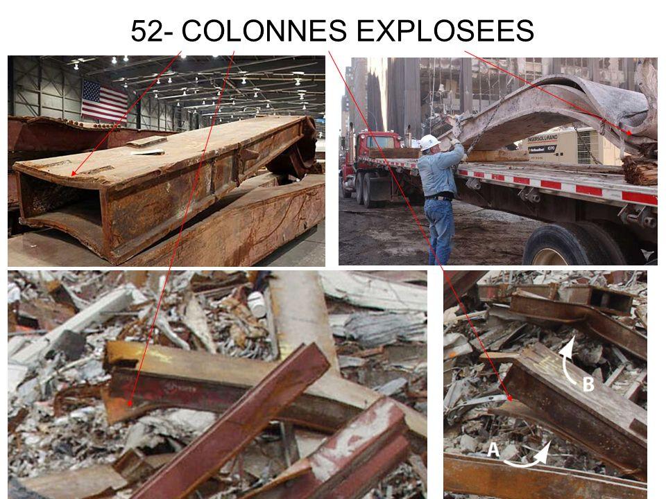 52- COLONNES EXPLOSEES