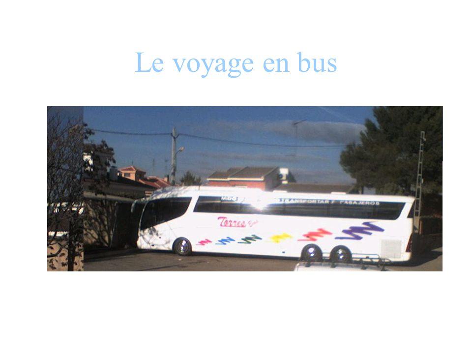 Le voyage en bus
