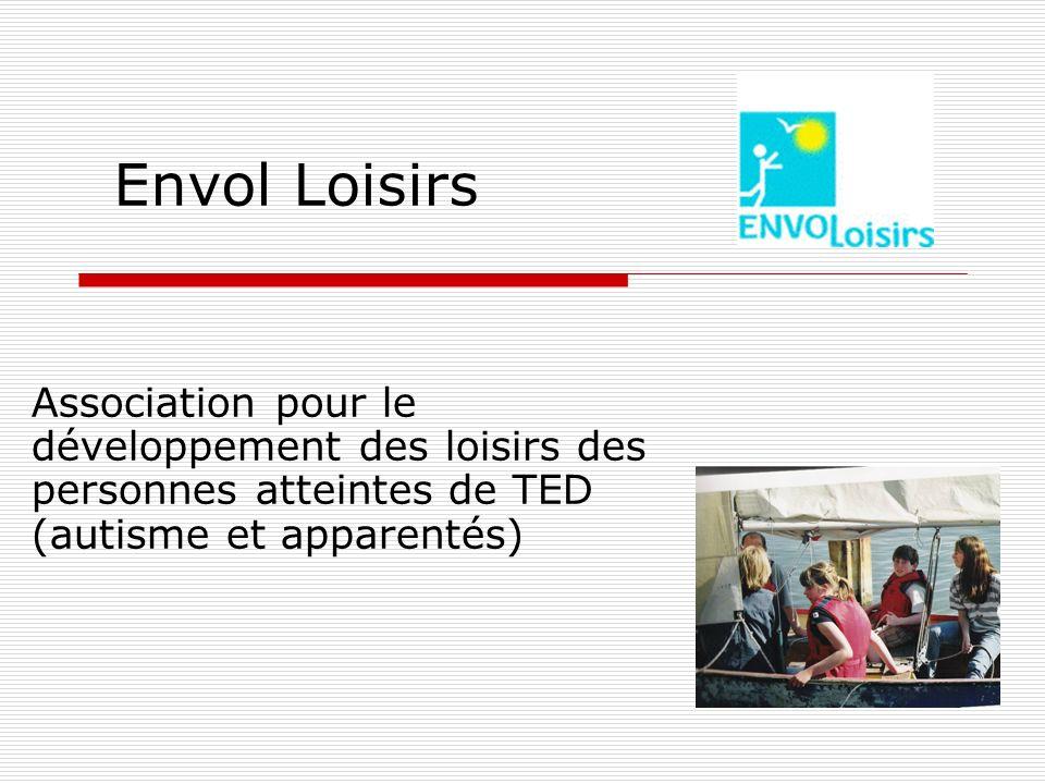 Envol Loisirs Siège à Fontenay sous bois IDF 5 avril 2008 assemblée constitutive 31 mai 2008 parution JO Parents-professionnels Indépendante dEnvol Adhésion 10 euros