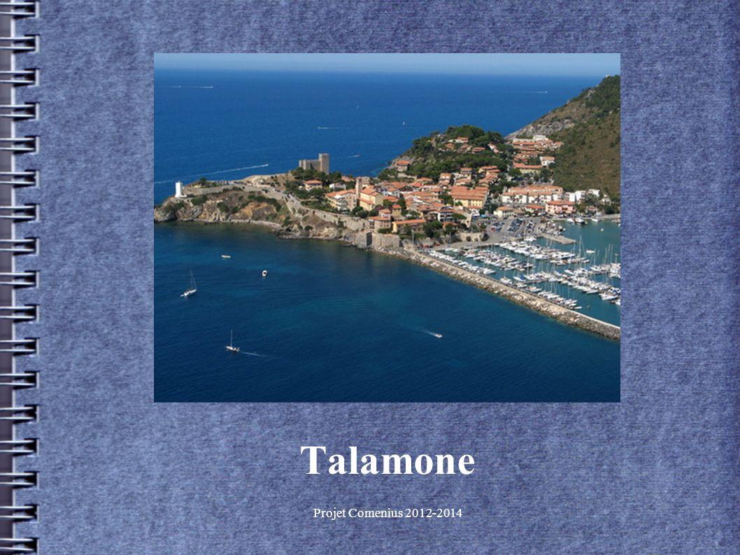 Projet Comenius 2012-2014 Talamone