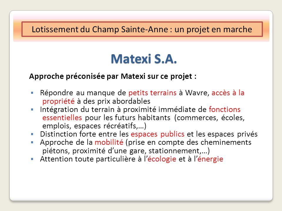 Matexi S.A.