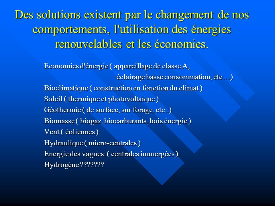 Et si on parlait développement durable ! Traduction de l'expression anglaise